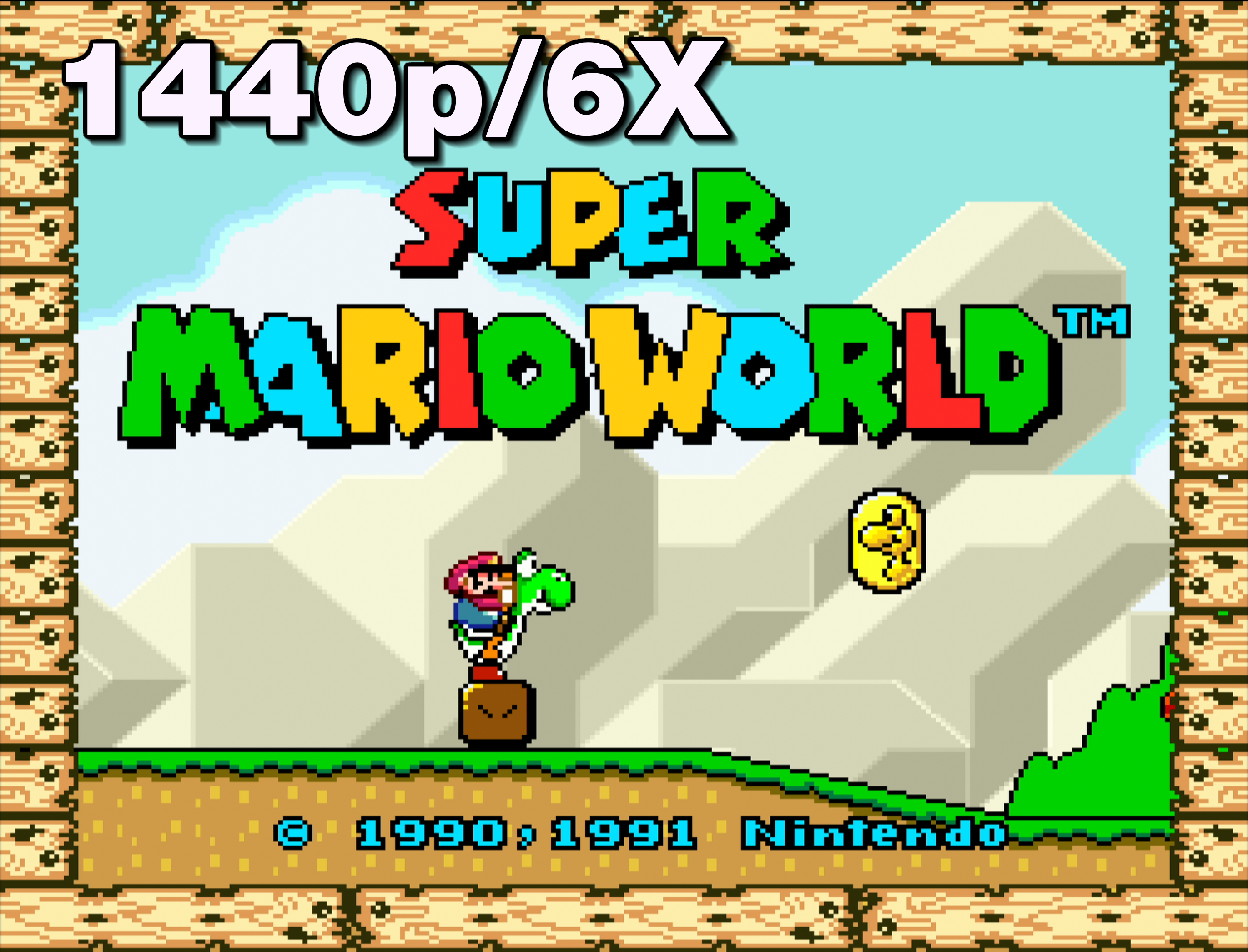 MiSTer: 1440p & 1200p Video Mode Recipes – 6X & 5X Scaling