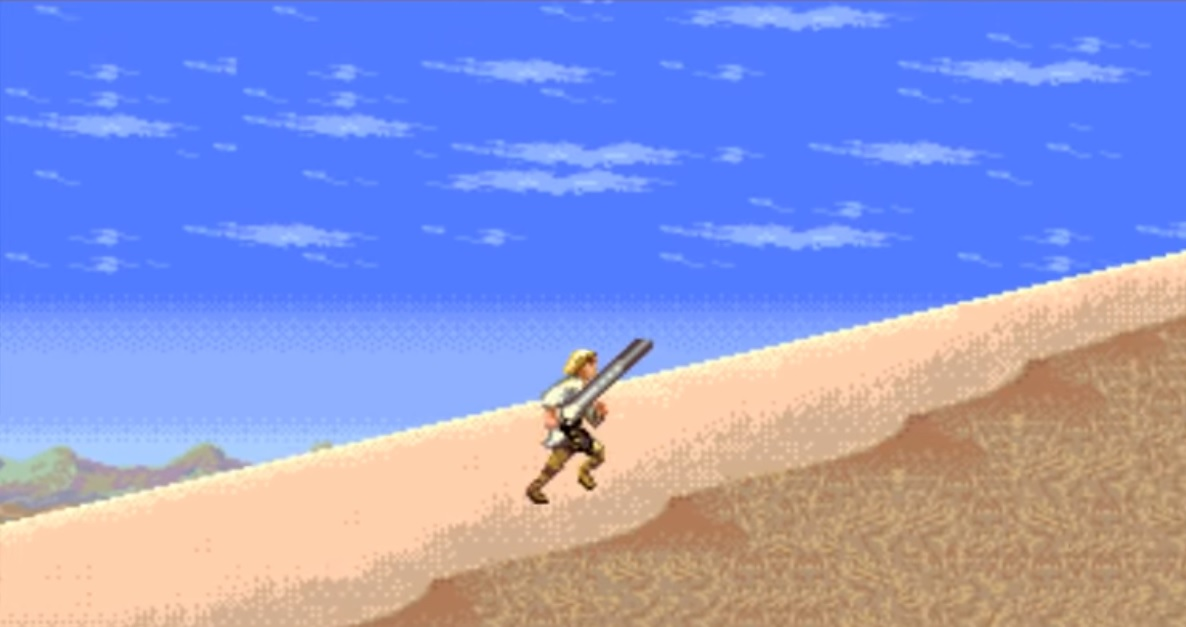 Sega Genesis Star Wars prototype rom found and released
