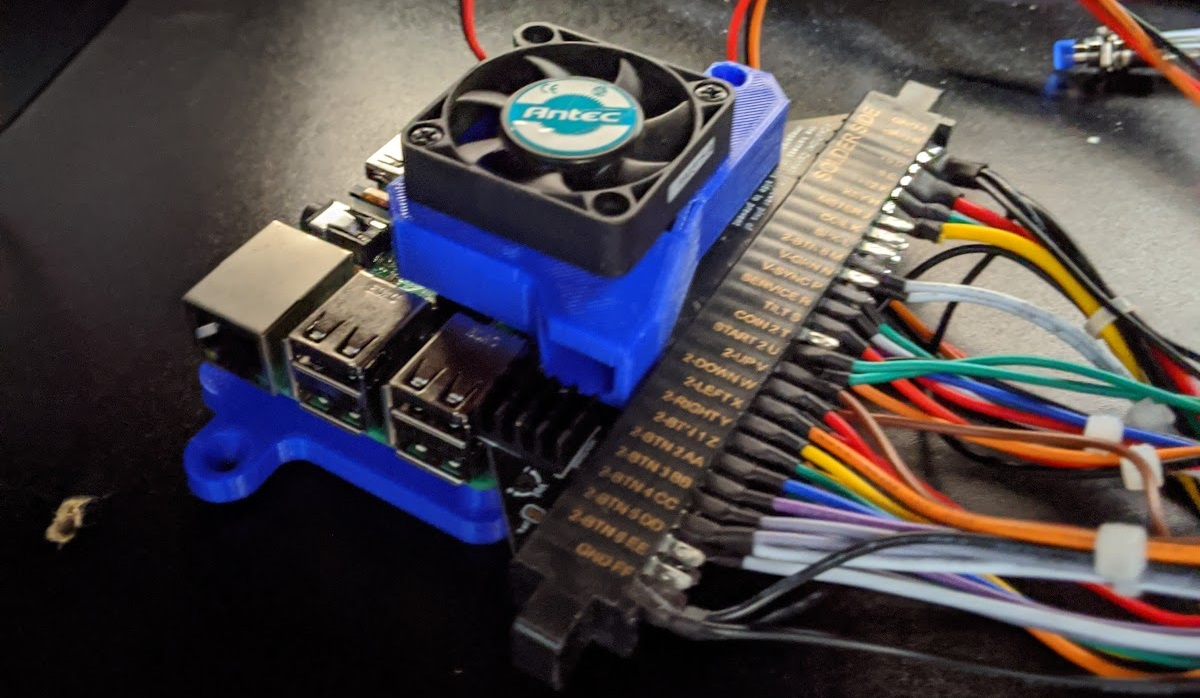RGB-Pi JAMMA Install Tutorial