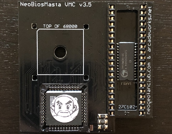 Neo BIOS Masta VMC Back In Stock