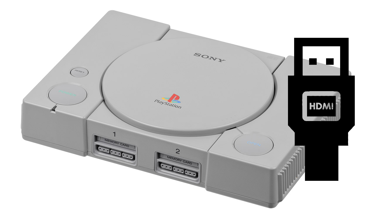 PS1 HDMI Captures Shown